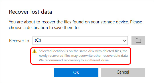 How to Recover Deleted Files From the Recycle Bin After Empty in Windows 10 3