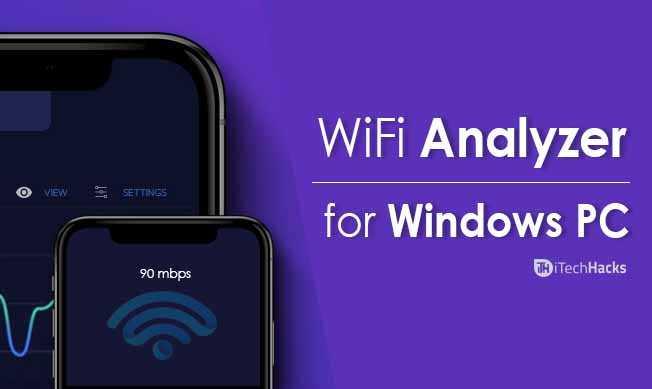 Top 5 Best WiFi Analyzer for Windows 7/8/10