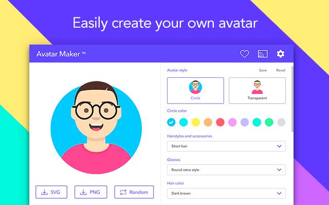 Top Websites To Create Avatar Vector Cartoon Online