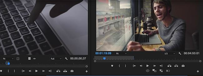 Shortcut video editing app