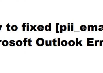 pii_email Error