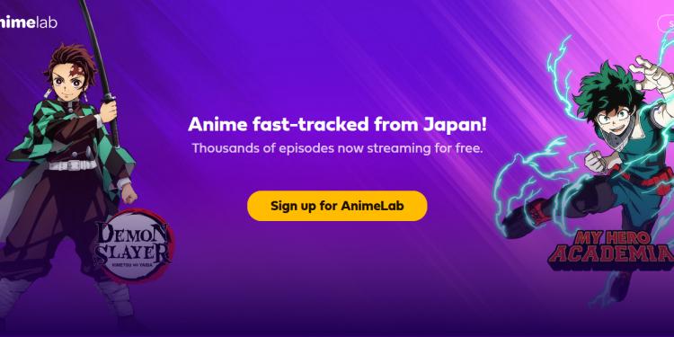 Animelab Alternatives
