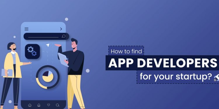 how to find developers for startup