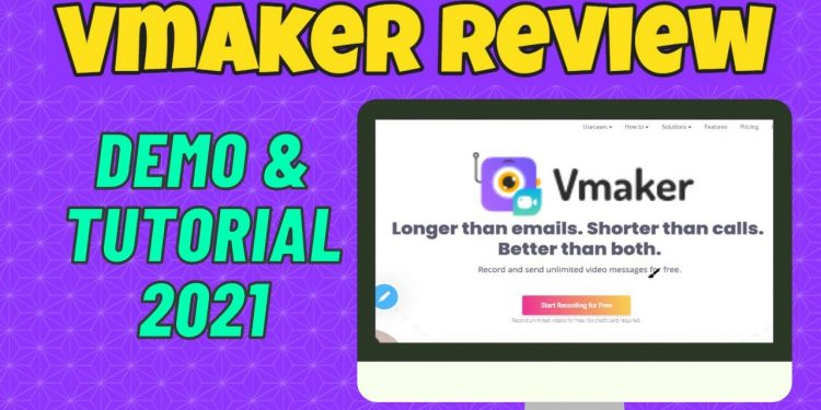 vmaker free screen recorder full review