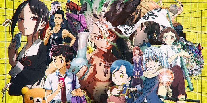 TopTop 10 Best Anime Of 2021