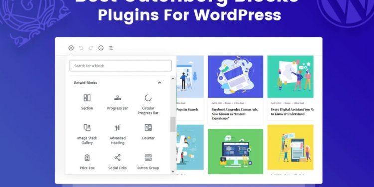 Top 10 Best Gutenberg Blocks Plugins for WordPress