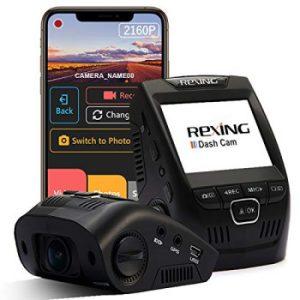 Best Dash Cam: Rexing V1-4K
