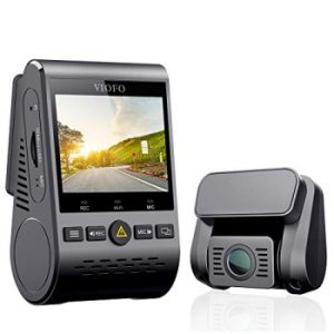 Best Front and Rear Dash Cam: VIOFO A129 Duo