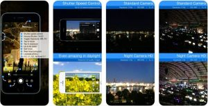 Best for Low Light Shooting: Night Camera HD