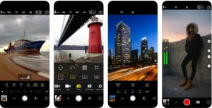 Best Professional Quality Camera App: PRO CAM 8