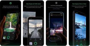 Best Camera App for Creative Shots: Spectre Camera