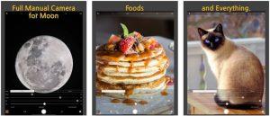 Best Free Manual Camera App: Yamera