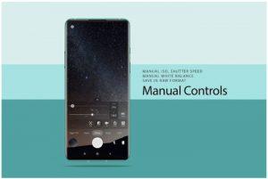 Best Free Manual Camera App: Footej Camera 2
