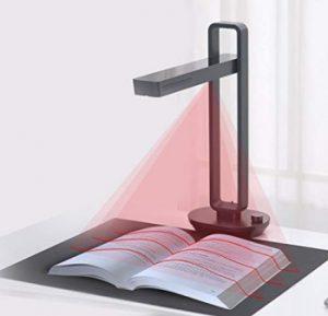 Best Portable Book Scanner: CZUR Aura-B