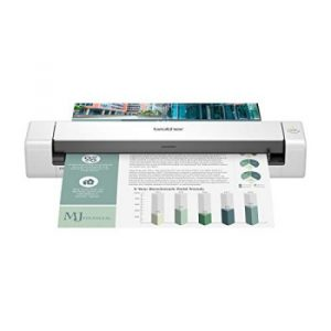 Best Budget Portable Scanner: Brother DS-740D
