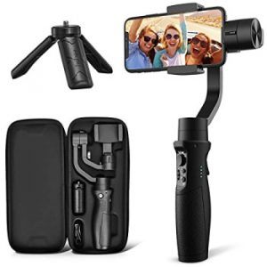 Best Gimbal for Vlogging and Filmmaking: Hohem iSteady Mobile+