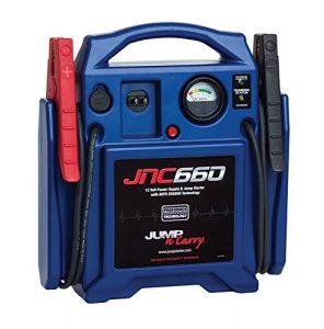 Best High-End Portable Jump Starter: Clore Automotive Jump-N-Carry JNC660