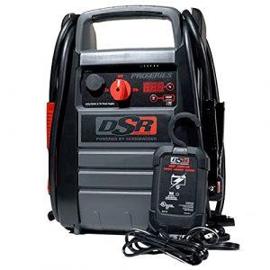 Best Heavy Duty Portable Jump Starter: Schumacher DSR ProSeries