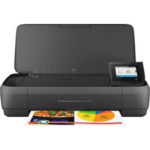 Best Portable Scanner Printer Combination: HP OfficeJet 250