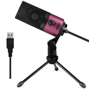 Best on a Budget: Fifine USB Microphone