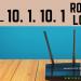 Comcast Business login How To Do a 10.1.10.1 login?
