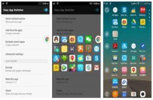 EAS(Easy app switcher)